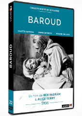 Baroud - Rex Ingram et Alice Terry