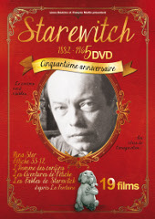 Coffret Starewitch 1882-1965