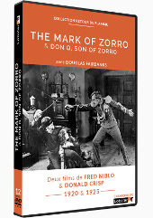The Mark of Zorro - Don Q Son of Zorro - Fred Niblo & Donald Crisp
