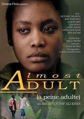 Almost Adult - Yousaf Ali Khan