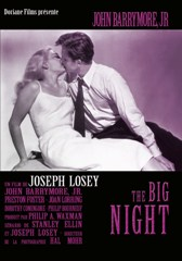The Big Night - Joseph Losey