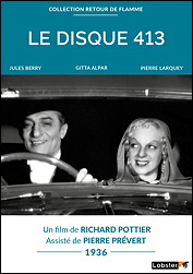 LE DISQUE 413 - Richard Pottier