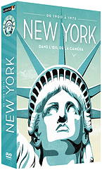 NEW-YORK - Coffret 4 DVD