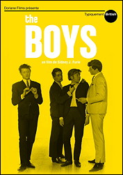 THE BOYS - Sidney J. Furie